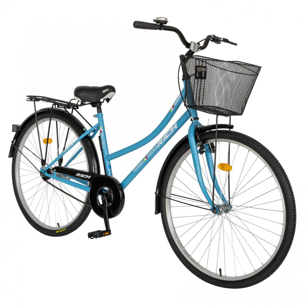 Bicicleta City 28 inch Rich Dunarea CSR2892A bleualb