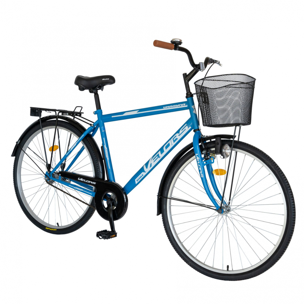 Bicicleta City 28 inch V-Brake Velors Ukrayna CSV2893A albastrualb