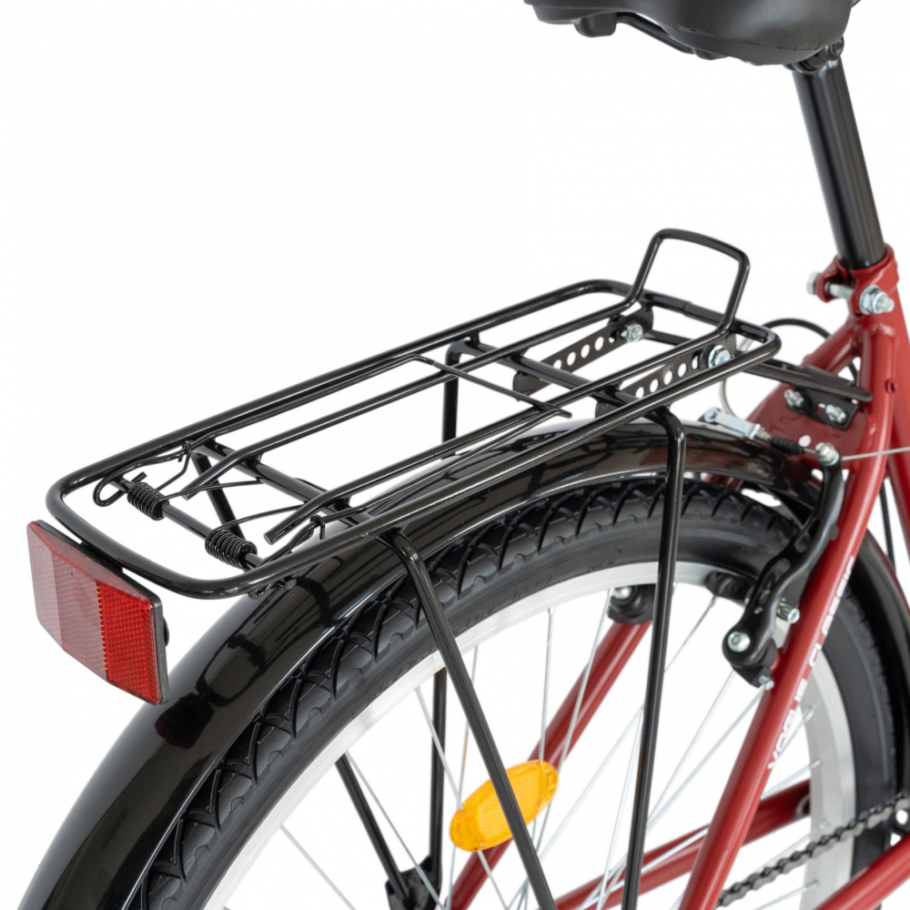 Bicicleta City Saiguan Revoshift 18 Viteze 26 inch Rich CSR2632A visiniualb
