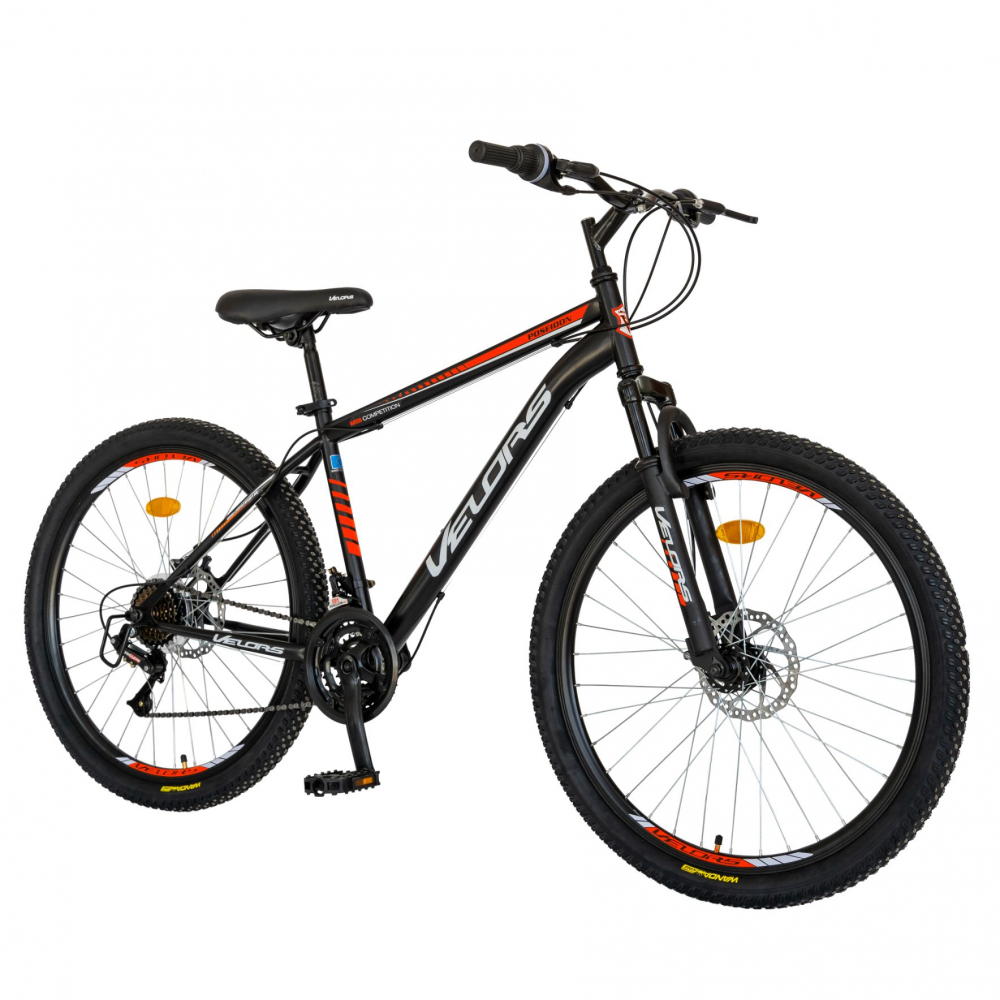 Bicicleta MTB-HT 26 inchVelors Poseidon CSV2609A negrurosu