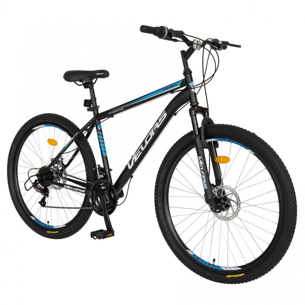 Bicicleta MTB-HT 27.5 inch Velors Poseidon CSV2709A negrualbastru