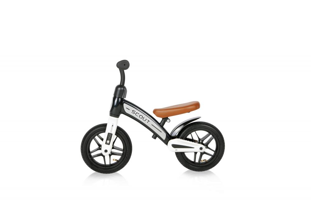 Bicicleta de echilibru Scout Air Black