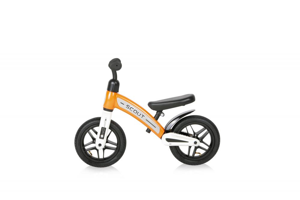 Bicicleta de echilibru Scout Air Orange