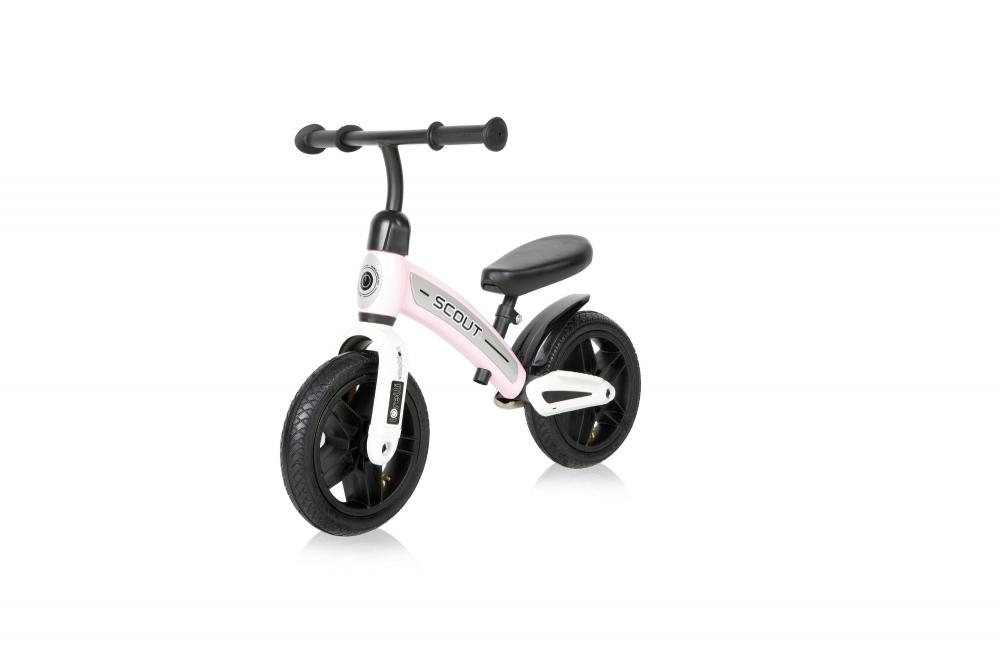 Bicicleta de echilibru Scout Air Pink