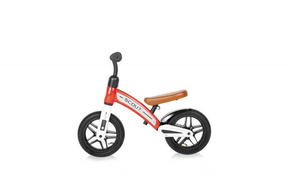 Bicicleta de echilibru Scout Air Red