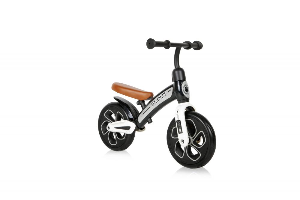 Bicicleta de echilibru Scout Black