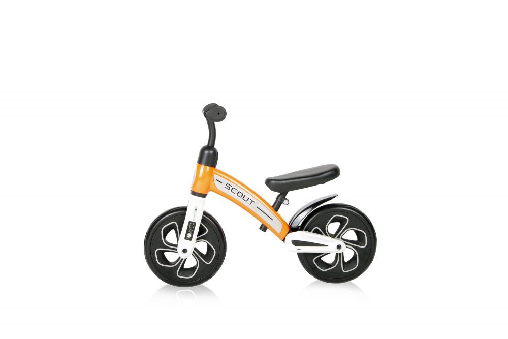 Bicicleta de echilibru Scout Orange