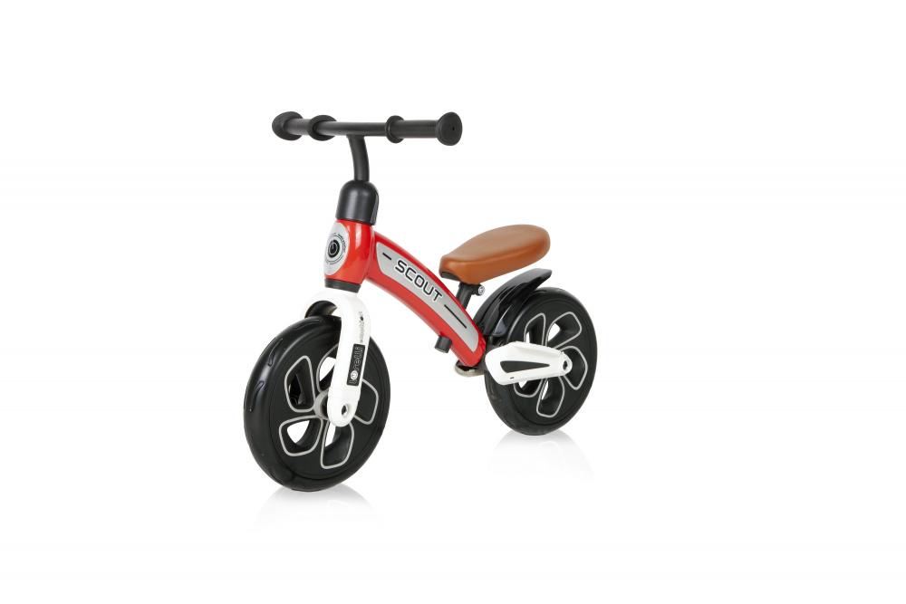 Bicicleta de echilibru Scout Red