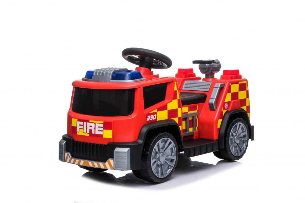 Camion electric de pompieri Nichiduta Fire
