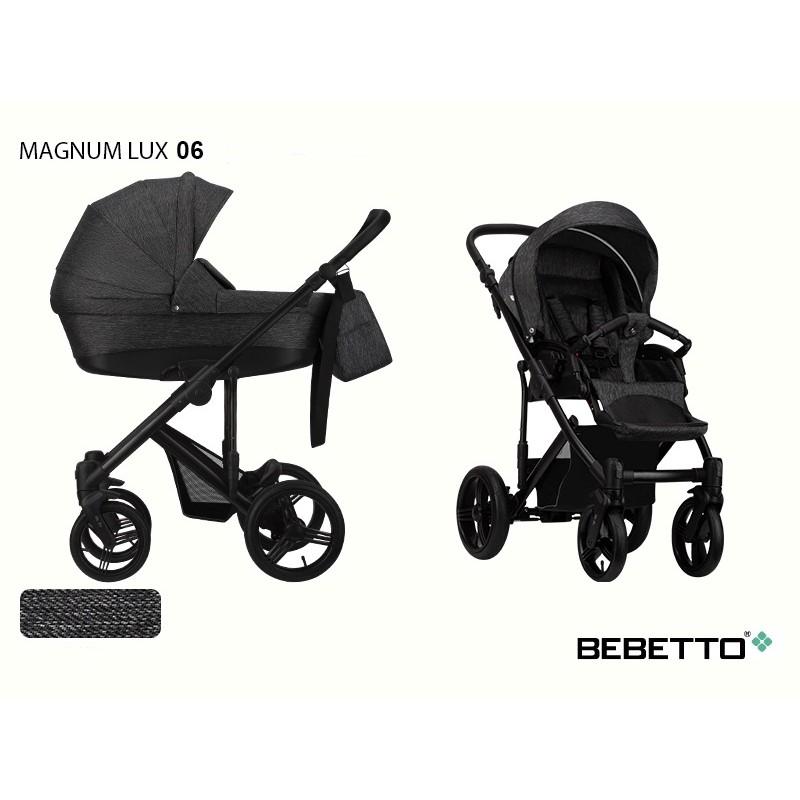 Carucior 2 in 1 Bebetto Magnum Lux - 8