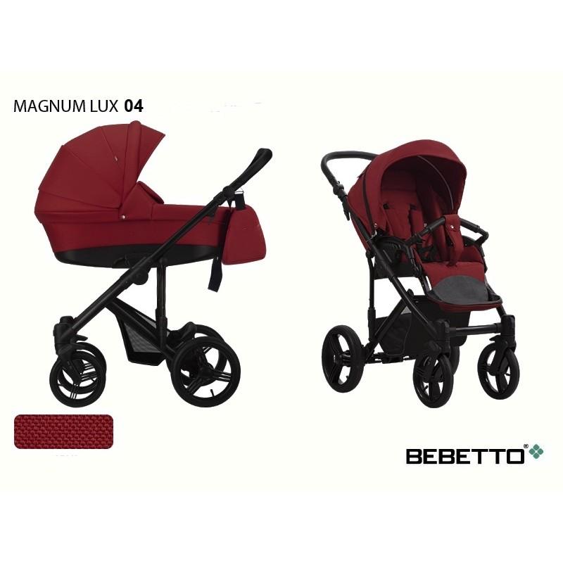 Carucior 3 in 1 Bebetto Magnum Lux