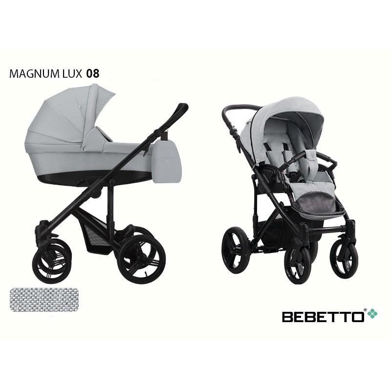 Carucior 3 in 1 Bebetto Magnum Lux - 7