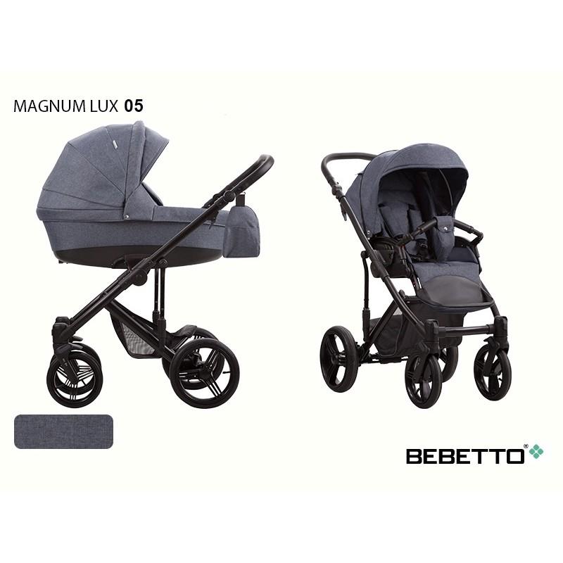 Carucior 3 in 1 Bebetto Magnum Lux - 12