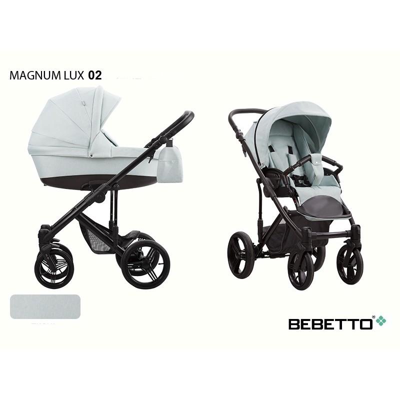 Carucior 3 in 1 Bebetto Magnum Lux - 11