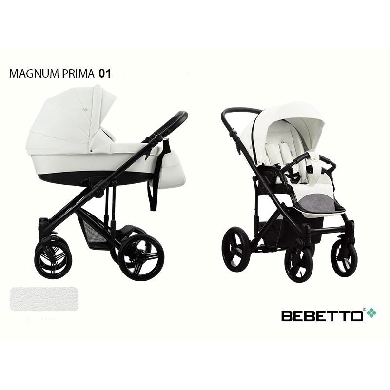 BEBETTO Carucior 3 in 1 Bebetto Magnum Prima
