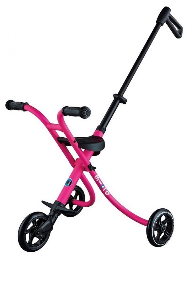 Carucior sport Micro Trike XL Pink