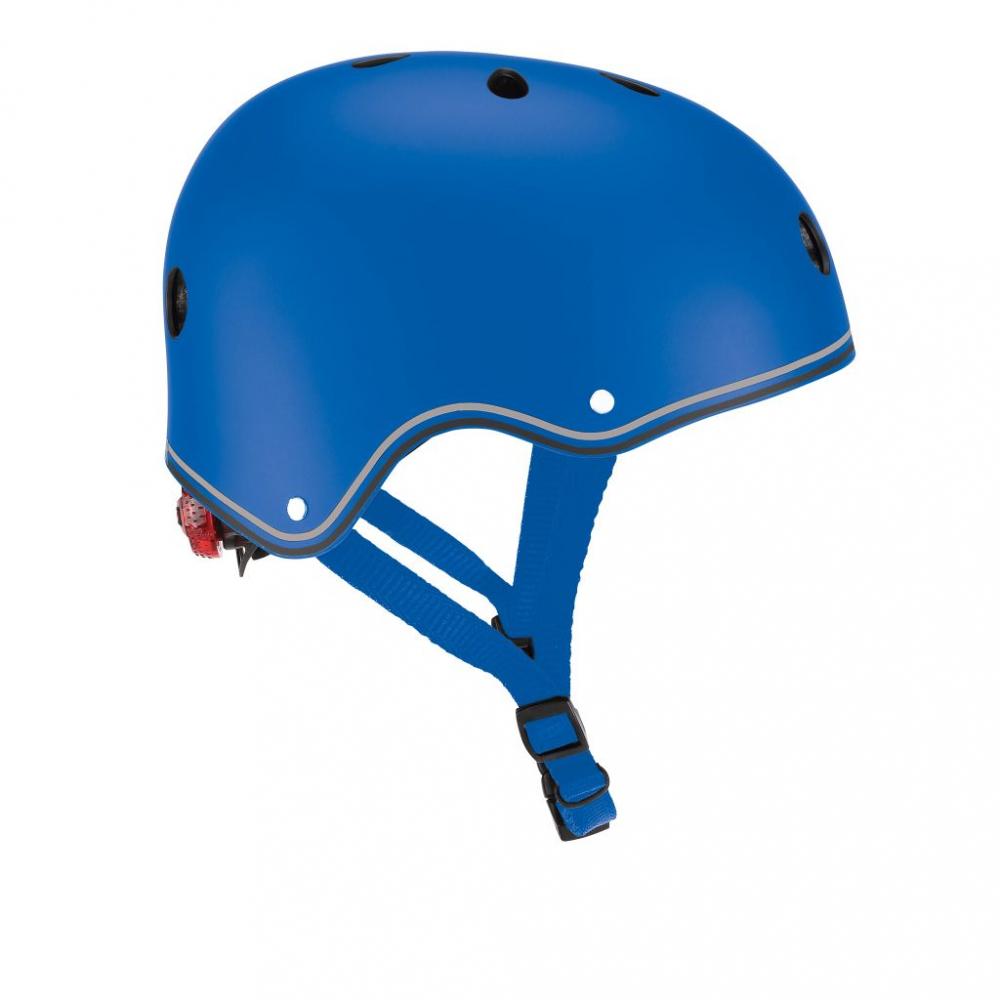 Globber Casca protectie Globber Primo XSS cu lumini albastra