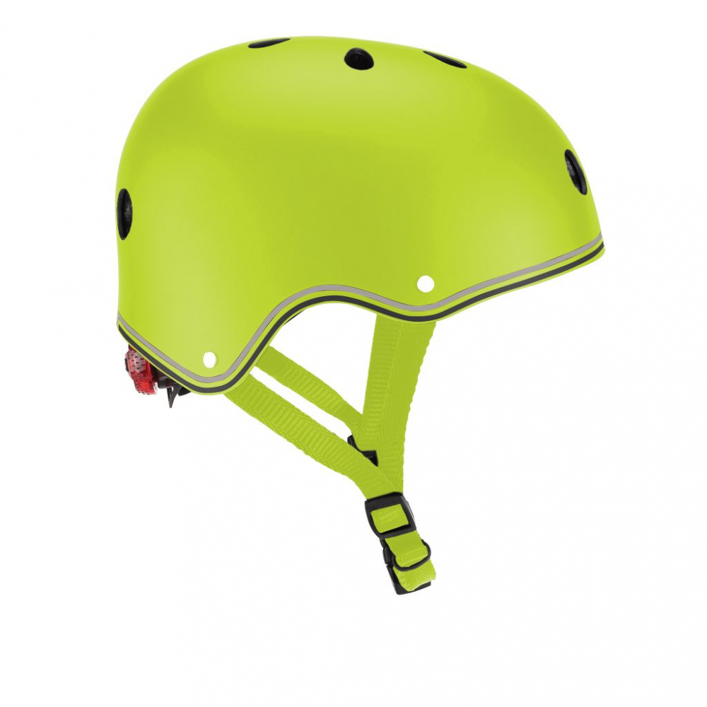 Globber Casca protectie Globber Primo XSS cu lumini verde