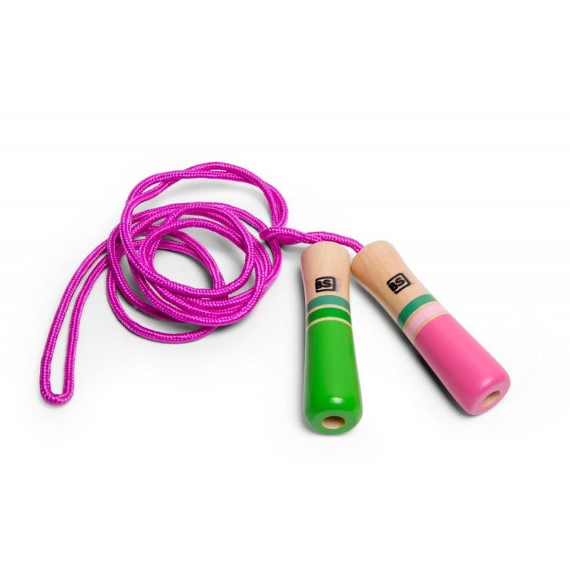 BS Toys Coarda de sarit roz BS Toys