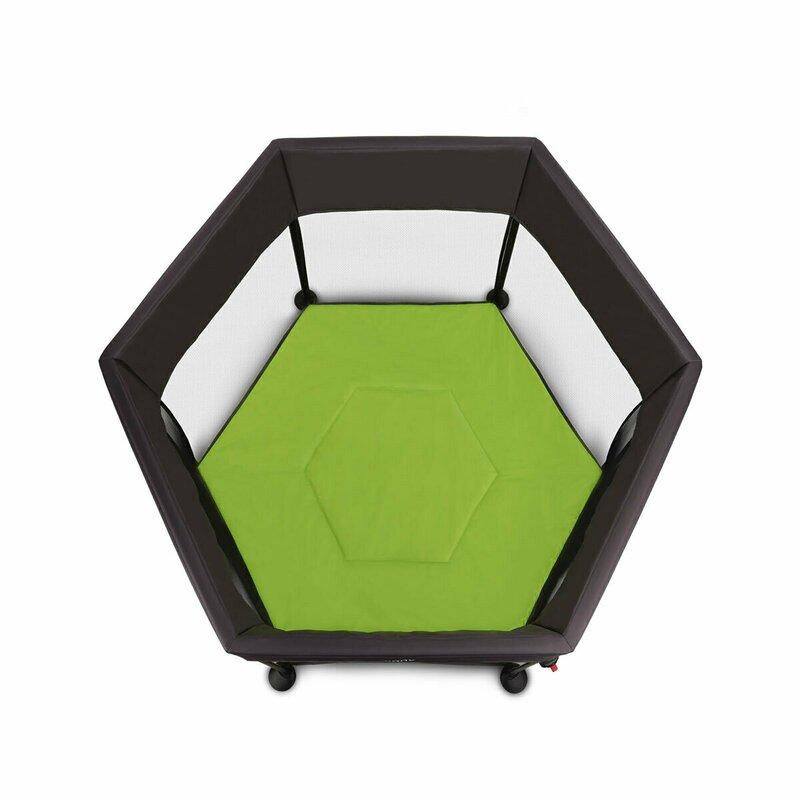 Tarc de joaca Roel Green Limon Lionelo