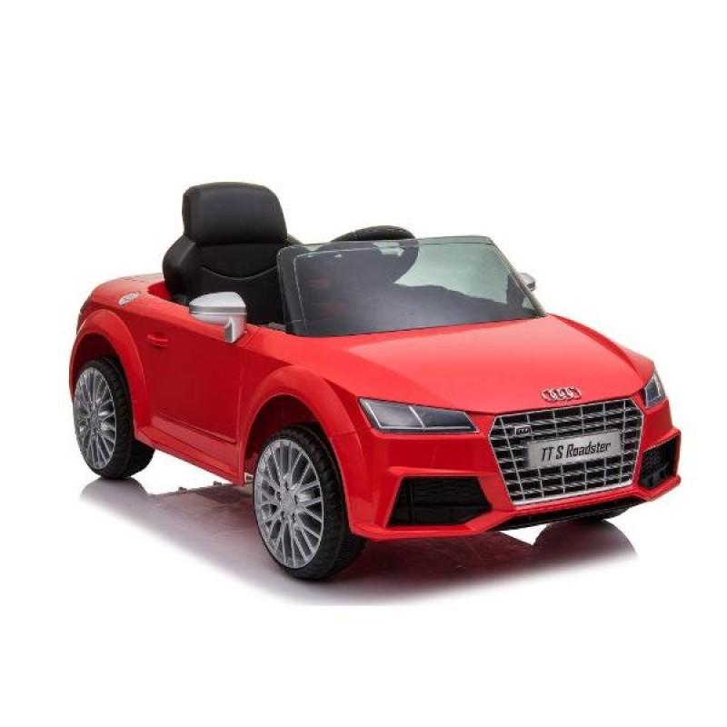 Masina electrica 6V Audi TTS Roadster rosu
