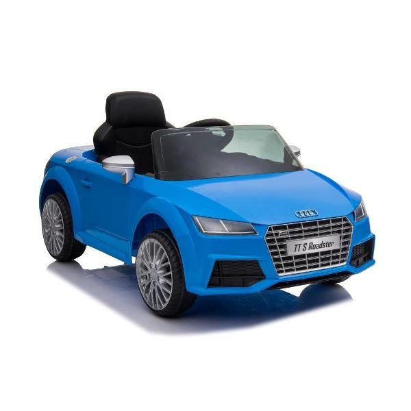 Masina electrica Audi TTS Roadster albastru