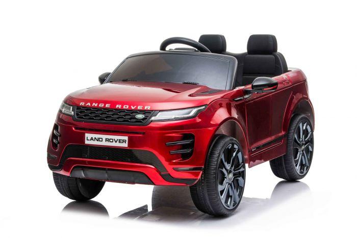 Masinuta electrica 12V cu roti EVA Range Rover Limited Edition Red