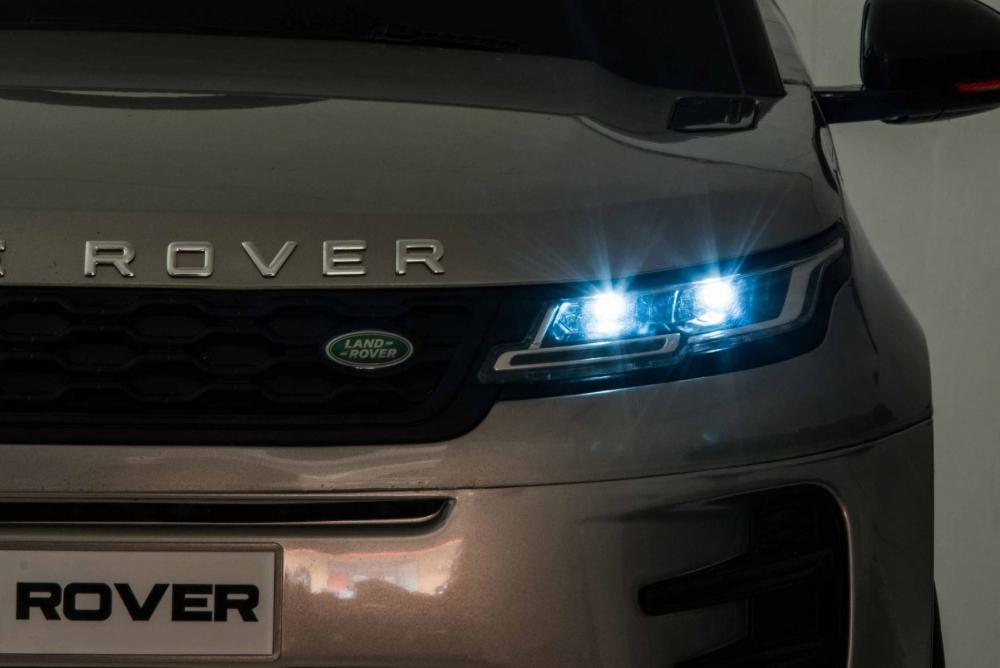 Masinuta electrica 12V cu roti EVA Range Rover Limited Edition Red - 2