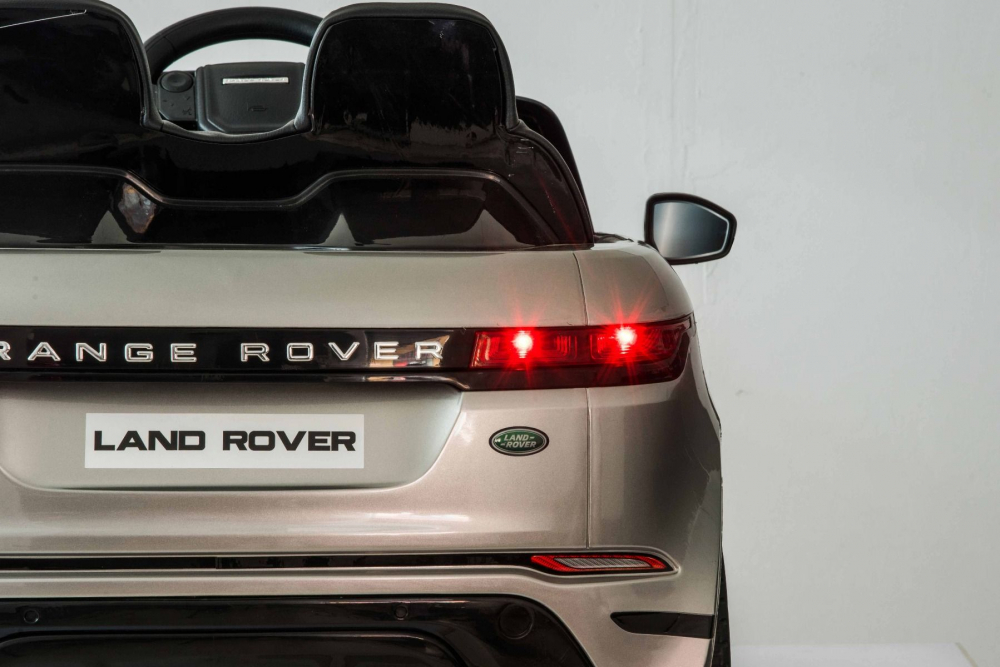 Masinuta electrica 12V cu roti EVA Range Rover Limited Edition Red - 3