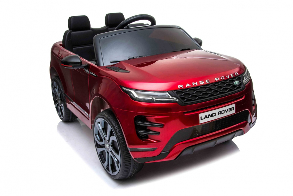 Masinuta electrica 12V cu roti EVA Range Rover Limited Edition Red - 4