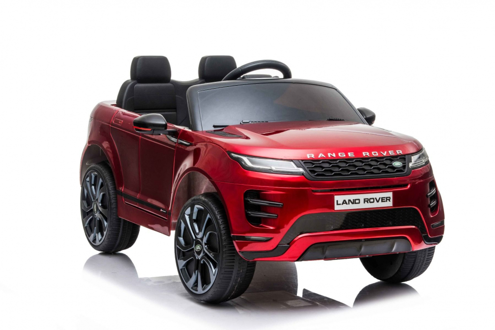 Masinuta electrica 12V cu roti EVA Range Rover Limited Edition Red - 5