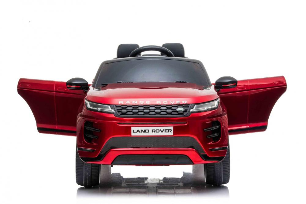 Masinuta electrica 12V cu roti EVA Range Rover Limited Edition Red - 6