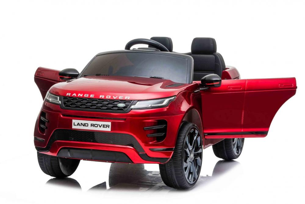 Masinuta electrica 12V cu roti EVA Range Rover Limited Edition Red - 7