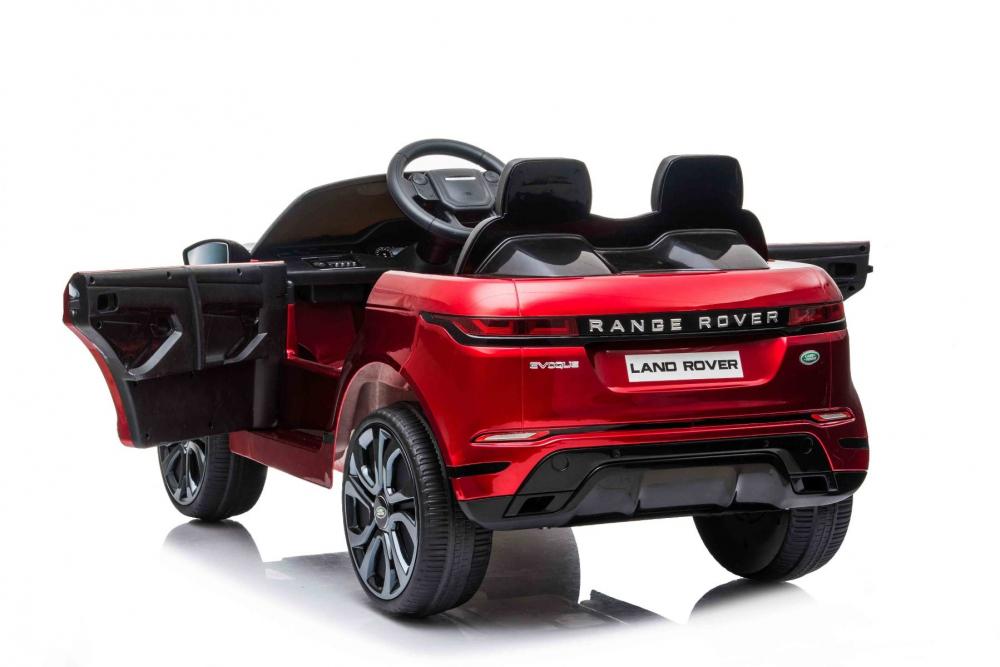 Masinuta electrica 12V cu roti EVA Range Rover Limited Edition Red - 8