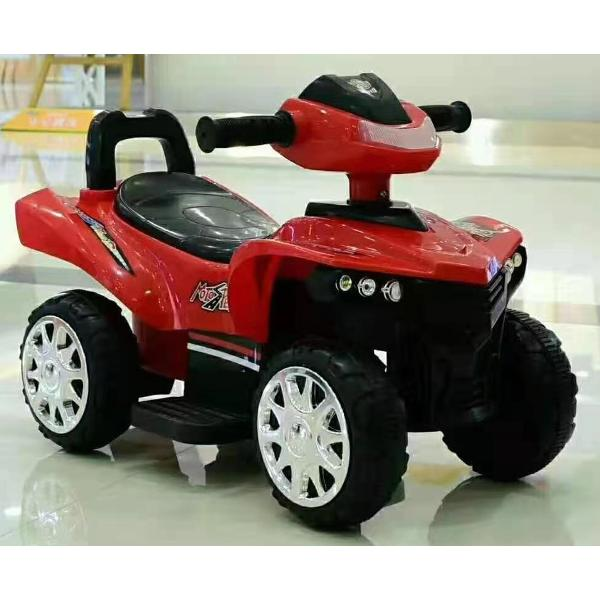 Atv electric 6V rosu