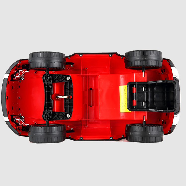 Masinuta fara pedale Land Rover Evoque Red