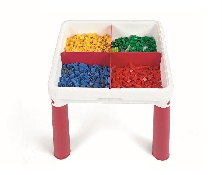 Masuta Copii Lego cu 2 scaunele
