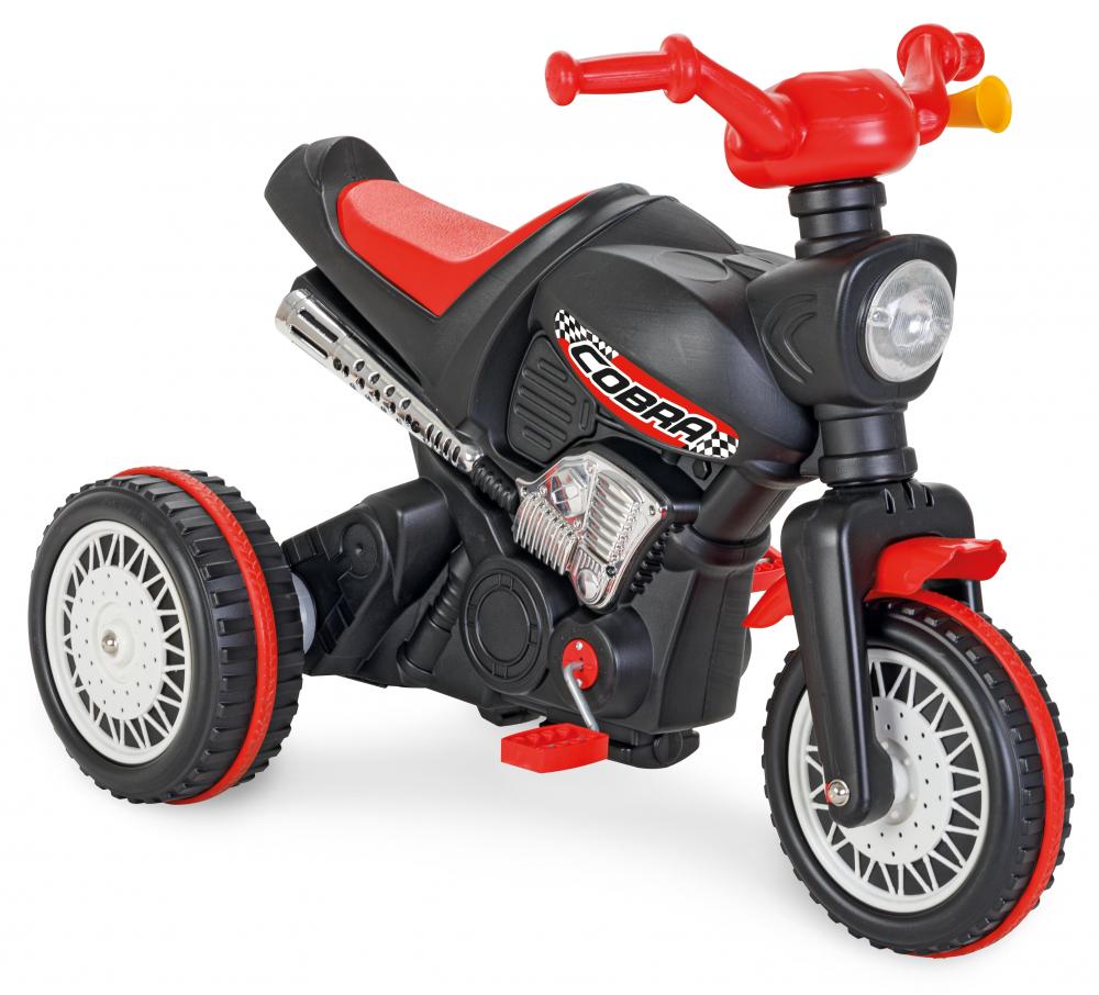 Motocicleta cu pedale si lant Pilsan Cobra - 3