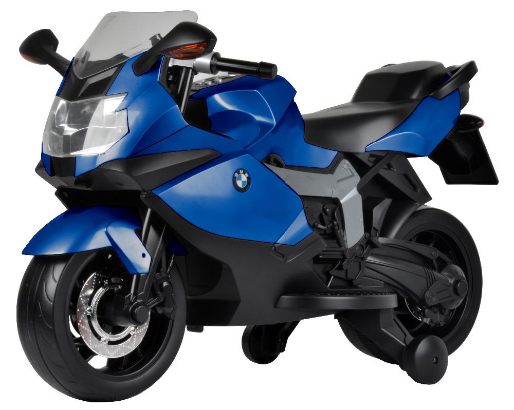 Motocicleta electrica 12V BMW K1300 S Blue - 2