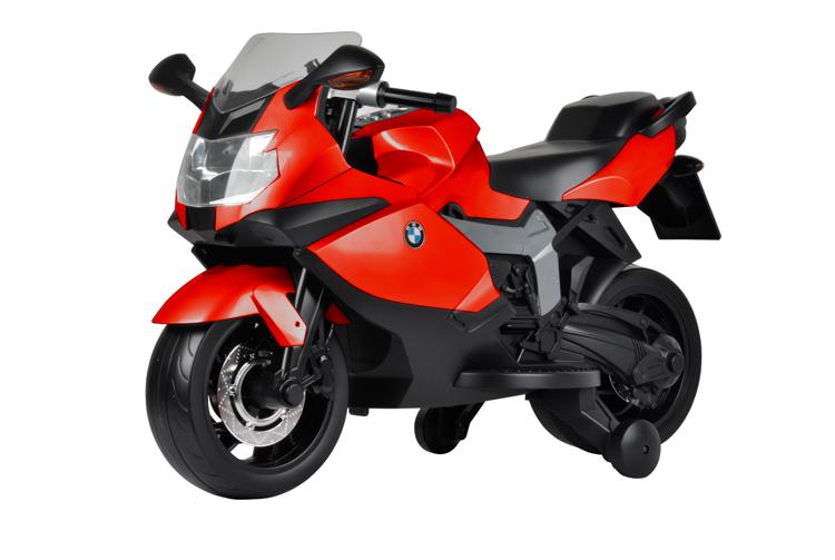 Motocicleta electrica 12V BMW K1300 S Red - 3