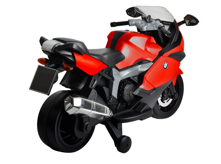 Motocicleta electrica 12V BMW K1300 S Red - 1