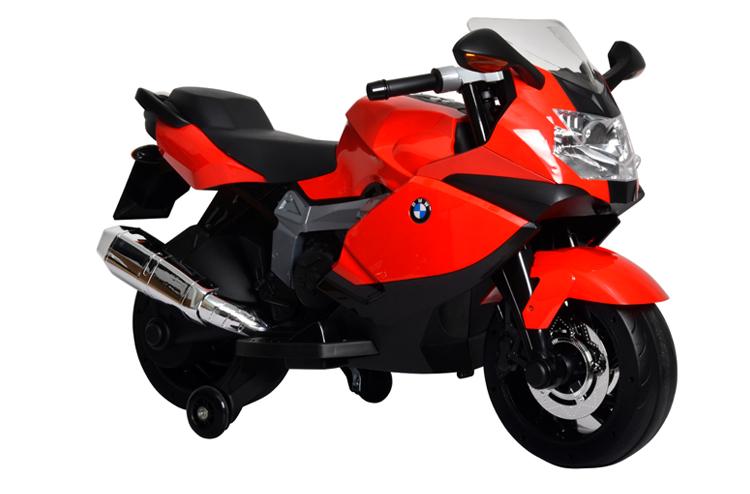 Motocicleta electrica 12V BMW K1300 S Red - 2