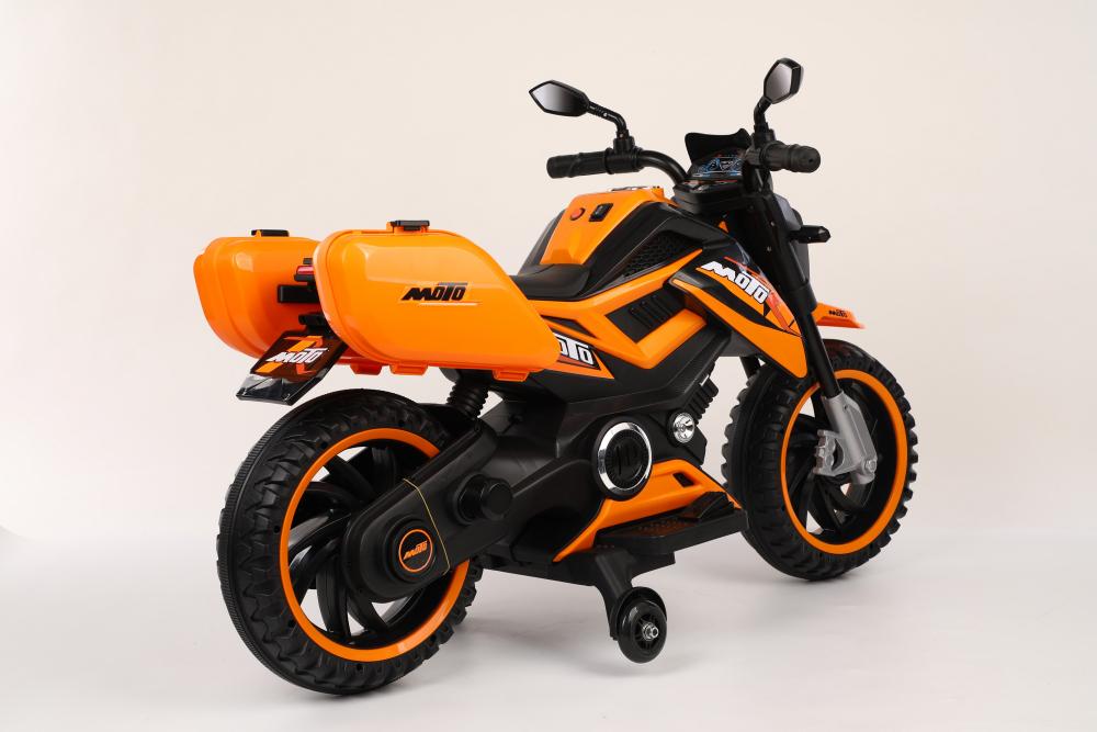 Motocicleta electrica 12V Nichiduta MTK Yellow - 9