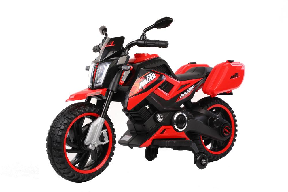 Motocicleta electrica 12V Nichiduta Moto Red - 7