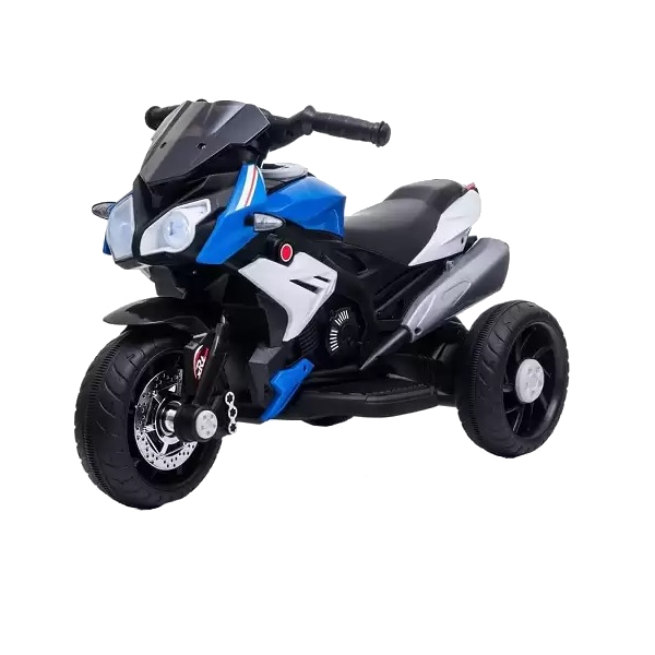 Motocicleta electrica Magnificent Blue - 6