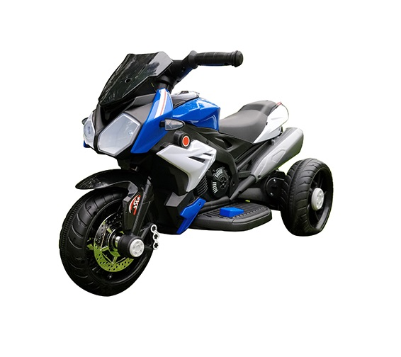 Motocicleta electrica Magnificent Blue - 5