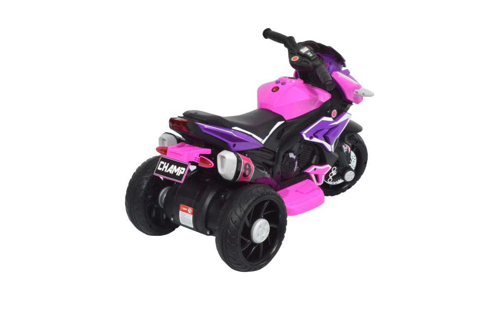 Motocicleta electrica Magnificent Pink