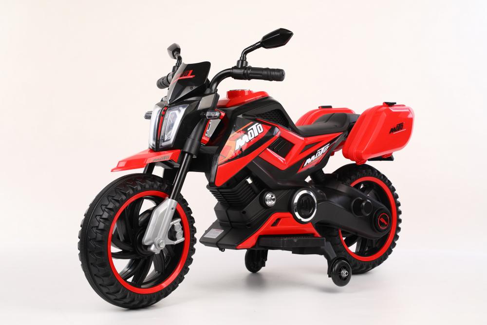 Motocicleta electrica 12V Nichiduta Moto Red