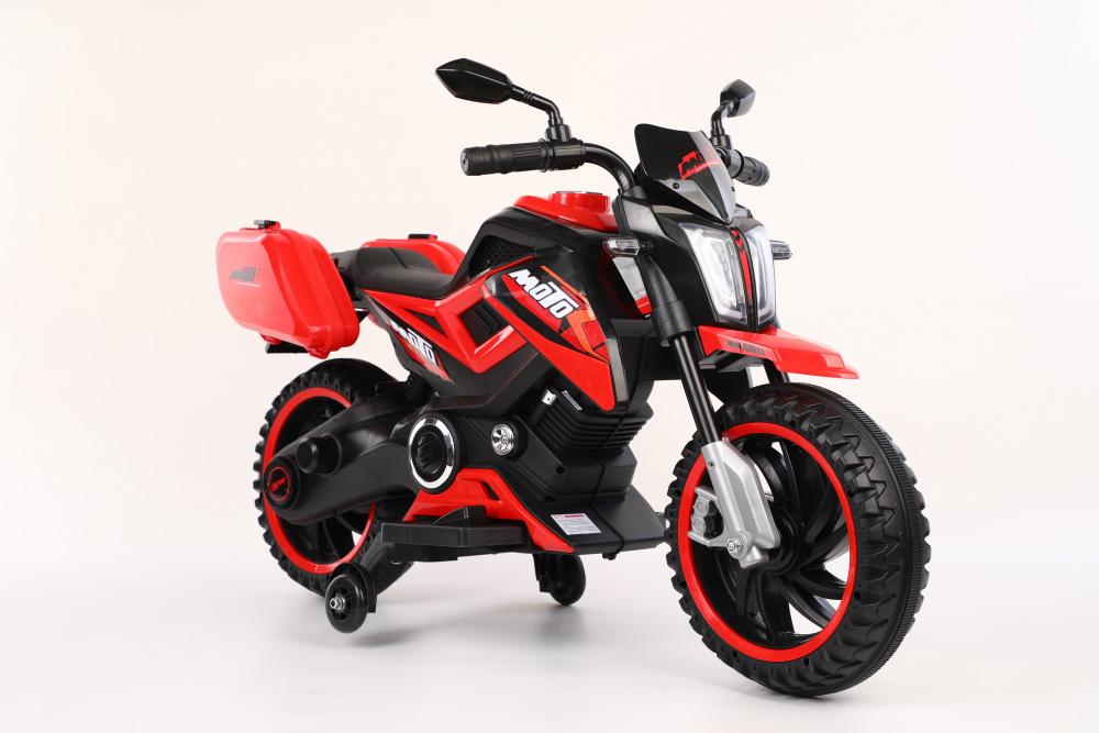 Motocicleta electrica 12V Nichiduta Moto Red - 1