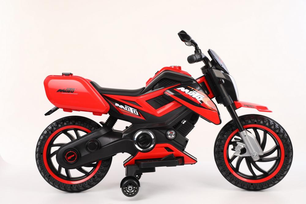 Motocicleta electrica 12V Nichiduta Moto Red - 2